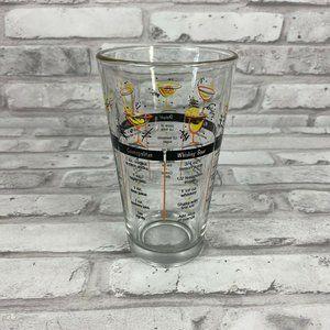 Shaker Glass Barware Mixer Drink Recipe Libbey
